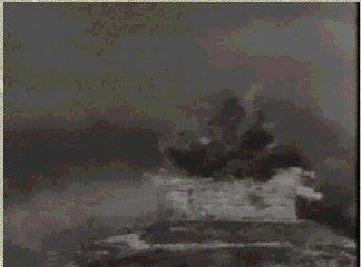 Distruzione di Montecassino nel 1944